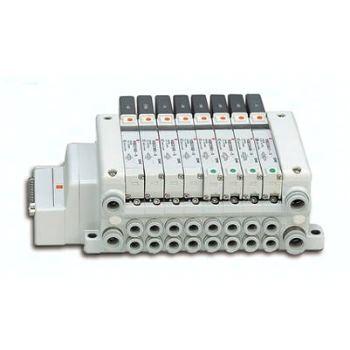 VQC1101N-51 SMC 5/2-Wegeventil