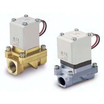 VXZ2D2KGA SMC 2/2-Wege Elektromagnetvent