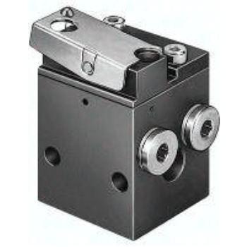 VS-4-1/8 3394 Stößelventil