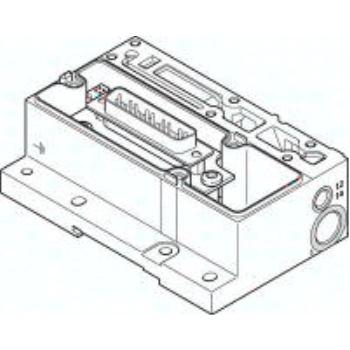 VMPA1-MPM-EPL-E 540893 Elektrik-Anschaltung