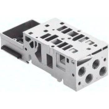 VMPA2-FB-AP-2-1-S0 555902 Anschlussplatte