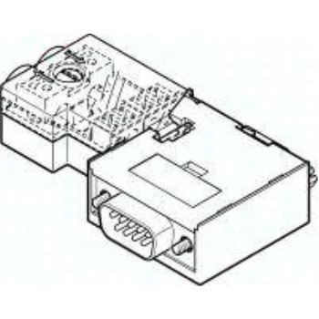 NECU-S1W9-C2-APB 574589 STECKER
