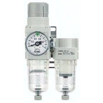 AC20D-F02G-S-CR-A SMC Modulare Wartungseinheit