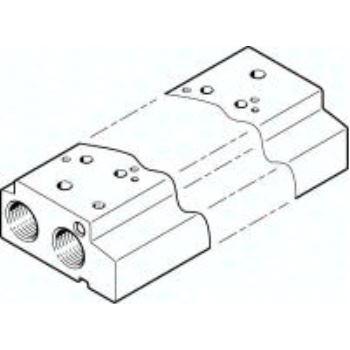 VABM-C7-12G-G18-2 552661 Anschlussleiste