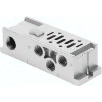 VABS-S2-1S-N38-B-C1 546763 Anschlussplatte