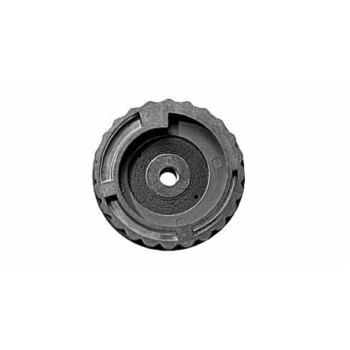 Aufnahmeflansch für Schleifringe, 130 mm