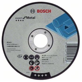 Trennscheibe gerade Expert for Metal A 30 S BF, 15