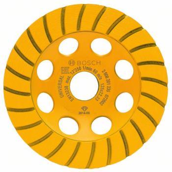 Diamanttopfscheibe Standard for Universal Turbo, 125 x 22,23 x 5 mm
