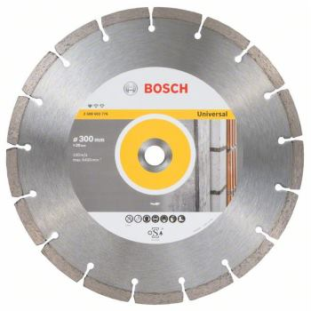 Diamanttrennscheibe Standard for Universal, 300 x20,00 x 3,1 x 10 mm