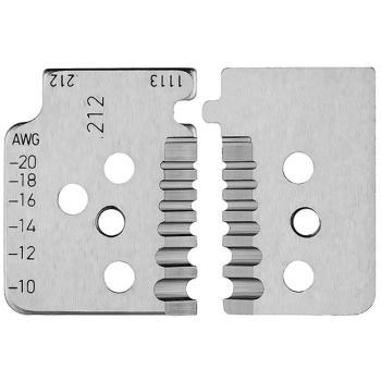 1 Satz Ersatzmesser für 12 12 13 mm
