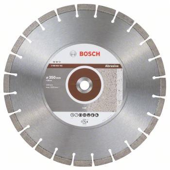 Diamanttrennscheibe Expert for Abrasive, 350 x 20,00 x 3,2 x 12 mm