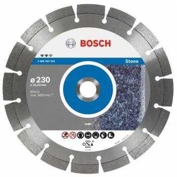 Ø 230mm Diamanttrennscheibe Expert für Stein