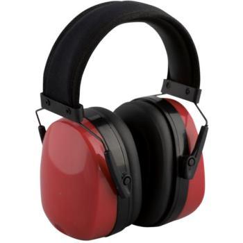 Kapselgehörschutz SNR 32 dB verstellbare Stahlbüge