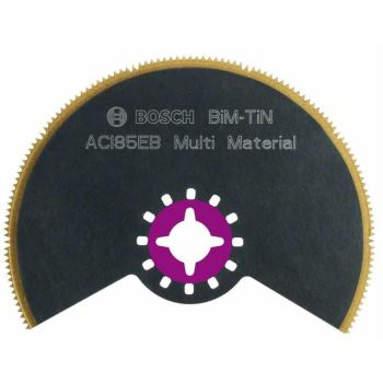 Segmentsägeblatt ACI 85 EB, Multi Material, BIM-Ti