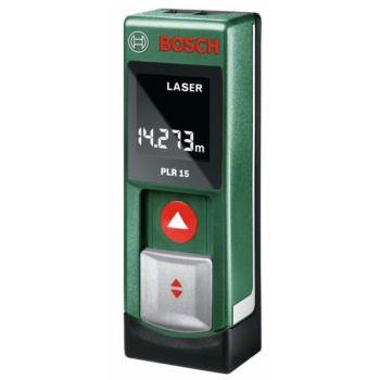 Digitaler Laser-Entfernungsmesser PLR 15