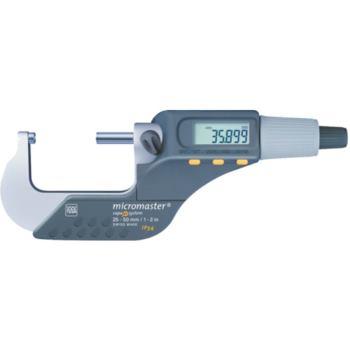 MICROMASTER Messschraube 25-50 mm mit Datenausgan