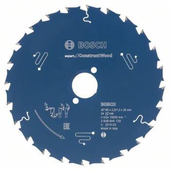 Kreissägeblatt Expert for Construct Wood, 210 x 30x 2,0 mm, 30