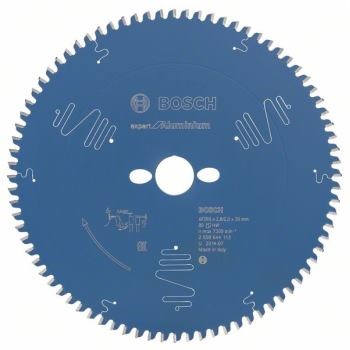 Kreissägeblatt Expert for Aluminium, 260 x 30 x 2,8 mm, 80