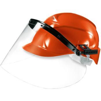 Gesichtsschutzschirm für Arbeitsschutzhelme