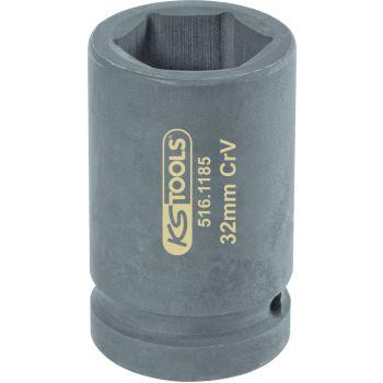 "1"" 6-Kant Stecknuss SW 32 mm 516.1185"