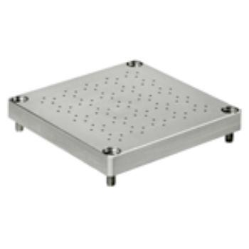 Adapterplatte Aluminium Technische 375634