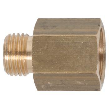Messing-Reduziernippel, 19x13mm 515.3384