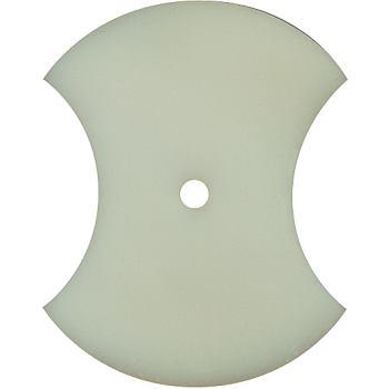 Zentrierscheibe 76mm