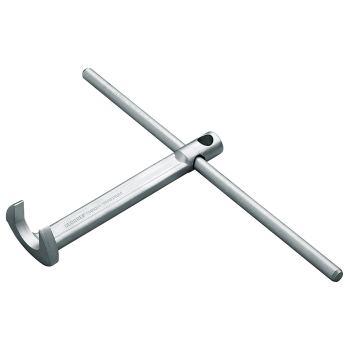 Klauenschlüssel mit Drehstift 27 mm