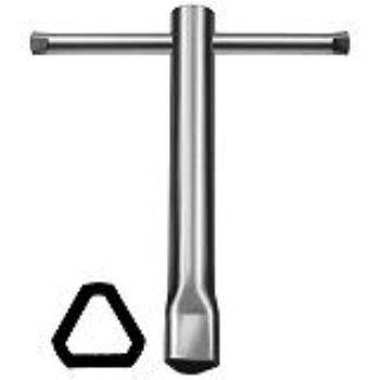 Dreikant-Steckschlüssel DIN 22417A G 44362