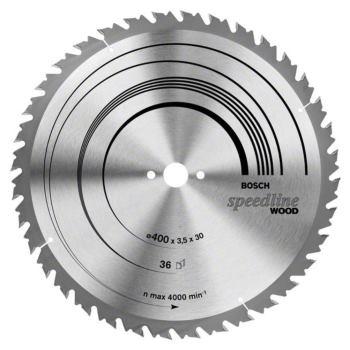 Kreissägeblatt Speedline Wood, 350 x 30 x 3,5 mm,