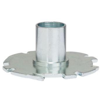 Kopierhülse für Bosch-Oberfräsen, mit Schnellversc