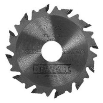 HM-Nutfräser (für Lamellendübelfräsen)/ DT1307 Blattstärke: 2.0mm / Bohrung: 22mm / Zähnezahl: 30