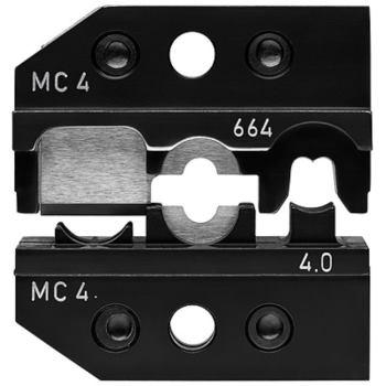 Crimpeinsatz für Solar-Steckverbinder MC4 (Multi-C ontact) schneiden - abisolieren - crimpen