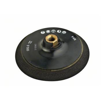 Stützteller M 14, Durchmesser 150 mm, mit Klett M