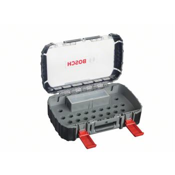 Lochsägen-Koffer Bimetall, leer