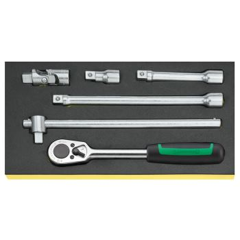 """96838175 - 1/2"""" Werkzeuge in TCS Einlage"""