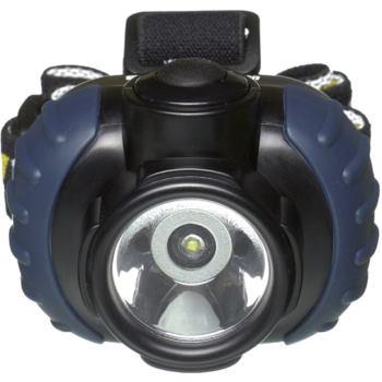 LED-Stirnleuchte LuxeonBeam ohne Batterien