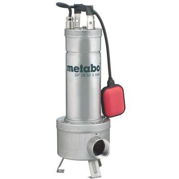 Bau & Schmutzwasserpumpe SP 28-50 S Inox 1470 Watt