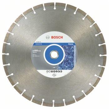 Diamanttrennscheibe Expert for Stone, 400 x 25,40x 3,2 x 12 mm
