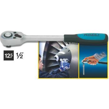 Umschaltknarre 916S · Vierkant massiv 12,5 mm(1/2 Zoll) · l: 275 mm