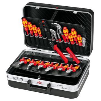 Werkzeugkoffer Elektro 20-teilig