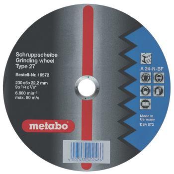 Flexiamant 125x4,0x22,23 Stahl, Schruppscheibe, ge