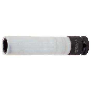 """1/2"""" Spezial-Alu-Felgen Kraft-Stecknuss, XL, 17mm"""