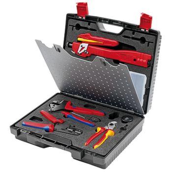 Werkzeugkoffer für Photovoltaik, MC3 (Multi-Contac t)