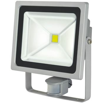 Chip-LED-Leuchte L CN 150 PIR IP44 mit Infrarot-Be