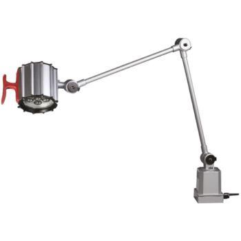 LED-Maschinenleuchte 6 x 1 W, Gelenkarm Schutzart