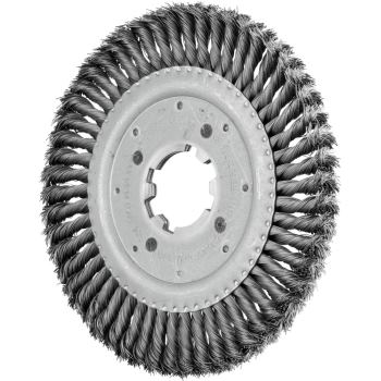 Rundbürste, gezopft RBG 25016/50,8 ST 0,50