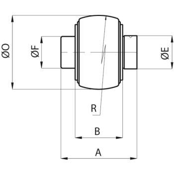 ROLLE RZ KP F.SLZ-046 KP ERS.F.1831281