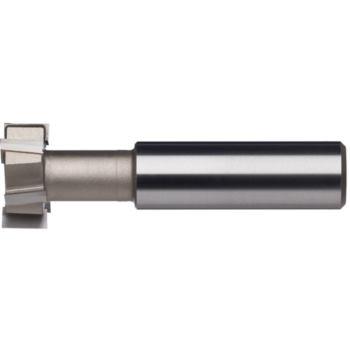 Hartmetall Schaftfräser für T-Nut zyl. Gr. 8 16x8