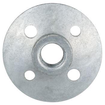 Rundmutter mit Flanschgewinde M 14, Durchmesser: 1